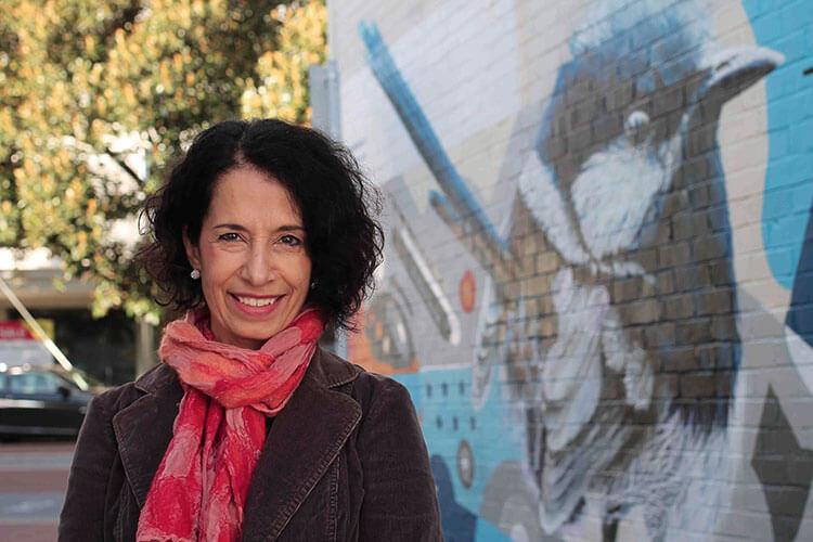 Valda Prado Sampaio Psychotherapist